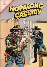 Cover Thumbnail for Hopalong Cassidy (Editorial Novaro, 1952 series) #144