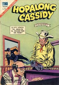 Cover Thumbnail for Hopalong Cassidy (Editorial Novaro, 1952 series) #146