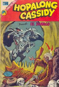 Cover Thumbnail for Hopalong Cassidy (Editorial Novaro, 1952 series) #222