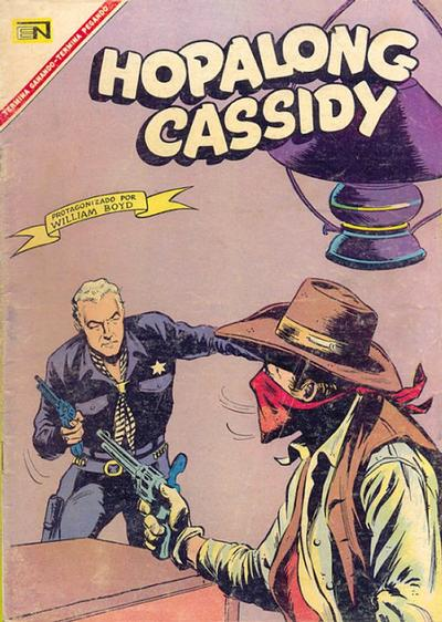 Cover for Hopalong Cassidy (Editorial Novaro, 1952 series) #150