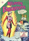 Cover for Relatos Fabulosos (Editorial Novaro, 1959 series) #9