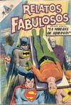 Cover for Relatos Fabulosos (Editorial Novaro, 1959 series) #107