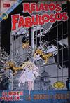 Cover for Relatos Fabulosos (Editorial Novaro, 1959 series) #159