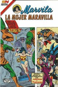 Cover Thumbnail for Marvila, la Mujer Maravilla (Editorial Novaro, 1955 series) #277