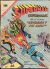 Cover for Supercomic (Editorial Novaro, 1967 series) #1