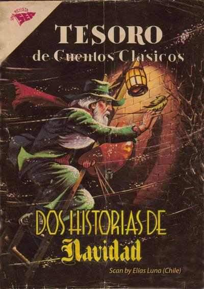 Cover for Tesoro de Cuentos Clásicos (Editorial Novaro, 1957 series) #52