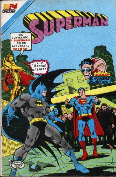 Cover for Superman (1975 series) #106