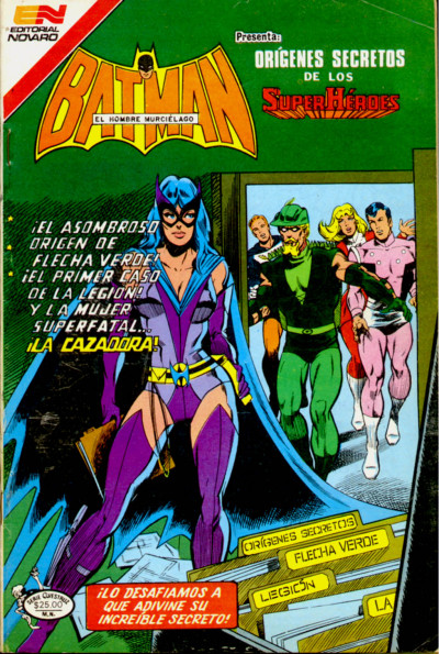 Cover for Batman, Serie Avestruz (1980 series) #67