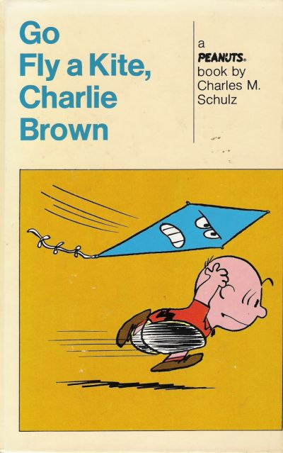 Cover for Go Fly a Kite, Charlie Brown / Snoopy (Holt, Rinehart and Winston, 1970 ? series) #[nn]
