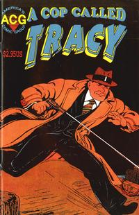 Cover Thumbnail for A Cop Called Tracy (Avalon Communications, 1998 series) #8