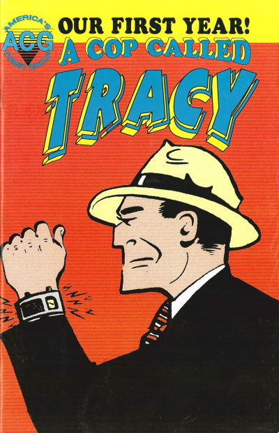 Cover for A Cop Called Tracy (Avalon Communications, 1998 series) #9