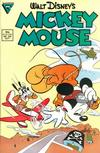 Cover for Mickey Mouse (Gladstone, 1986 series) #240