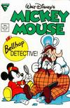 Cover for Mickey Mouse (Gladstone, 1986 series) #251