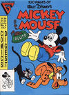 Cover for Mickey Mouse Comics Digest (Gladstone, 1986 series) #4