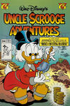 Cover for Walt Disney's Uncle Scrooge Adventures (Gladstone, 1993 series) #34