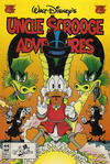 Cover for Walt Disney's Uncle Scrooge Adventures (Gladstone, 1993 series) #44
