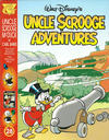 Cover for Walt Disney's Uncle Scrooge Adventures in Color (Gladstone, 1996 series) #28