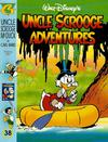 Cover for Walt Disney's Uncle Scrooge Adventures in Color (Gladstone, 1996 series) #38