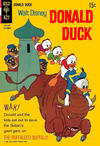 Cover for Donald Duck (Western, 1962 series) #121