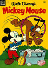Cover for Mickey Mouse (Dell, 1952 series) #43