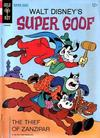 Cover for Walt Disney Super Goof (Western, 1965 series) #1