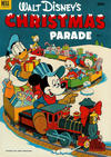 Cover for Walt Disney's Christmas Parade (Dell, 1949 series) #4