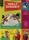 Cover for Walt Disney Comics Digest (Western, 1968 series) #13