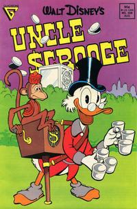 Cover Thumbnail for Walt Disney's Uncle Scrooge (Gladstone, 1986 series) #228