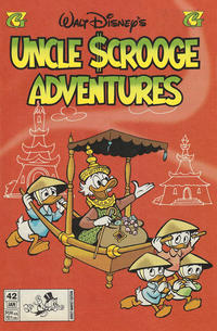 Cover Thumbnail for Walt Disney's Uncle Scrooge Adventures (Gladstone, 1993 series) #42