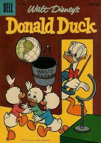 Cover Thumbnail for Donald Duck (Dell, 1952 series) #62