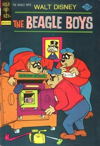 Cover Thumbnail for The Beagle Boys (Western, 1964 series) #22
