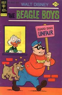 Cover Thumbnail for Walt Disney The Beagle Boys (Western, 1964 series) #25