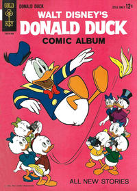 Cover Thumbnail for Donald Duck (Western, 1962 series) #96
