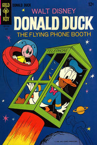 Cover Thumbnail for Donald Duck (Western, 1962 series) #120