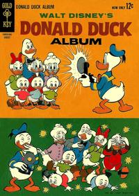 Cover Thumbnail for Walt Disney's Donald Duck Album (Western, 1963 series) #1