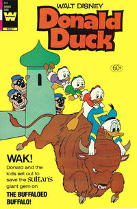 Cover Thumbnail for Donald Duck (Western, 1962 series) #244