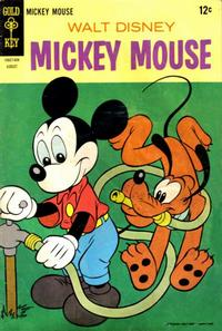 Cover Thumbnail for Mickey Mouse (Western, 1962 series) #118