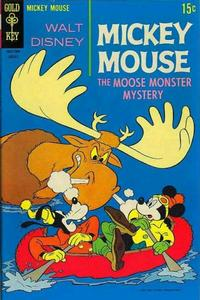 Cover Thumbnail for Mickey Mouse (Western, 1962 series) #122