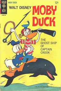 Cover Thumbnail for Walt Disney Moby Duck (Western, 1967 series) #1