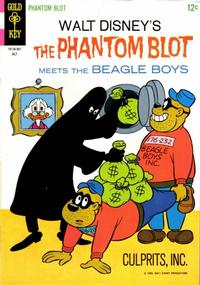 Cover Thumbnail for Walt Disney's The Phantom Blot (Western, 1964 series) #3