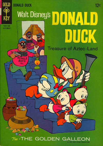 Cover for Donald Duck (Western, 1962 series) #103