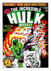 Cover for The Incredible Hulk Weekly (Marvel UK, 1979 series) #51