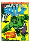 Cover for The Incredible Hulk Weekly (Marvel UK, 1979 series) #57