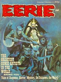 Cover Thumbnail for Eerie (Gold Star Publications, 1972 series) #2