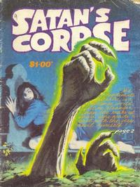 Cover Thumbnail for Satan's Corpse (Gredown, 1981 series) #[nn]