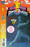 Cover for Saban's Mighty Morphin Power Rangers (Marvel, 1995 series) #4