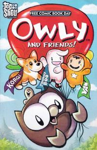 Cover Thumbnail for Owly & Friends (Top Shelf, 2008 series) #[nn]