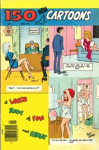 Cover Thumbnail for 150 New Cartoons (Charlton, 1962 series) #69