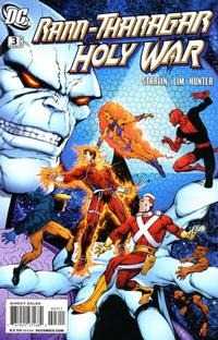 Cover Thumbnail for Rann / Thanagar Holy War (DC, 2008 series) #3