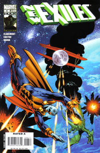Cover Thumbnail for New Exiles (Marvel, 2008 series) #6